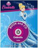Disney: Cinderella Padded Storybook & Singalong CD