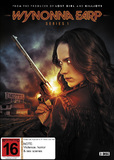 Wynonna Earp - Series 1 on DVD