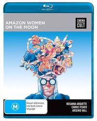Amazon Women On The Moon on Blu-ray