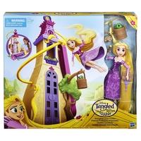 Disney Princess: Tangled - Rapunzel Swinging Locks Playset