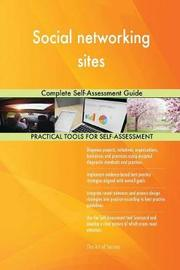 Social Networking Sites Complete Self-Assessment Guide by Gerardus Blokdyk image