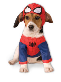 Marvel: Spider-Man - Dog Costume (Small)