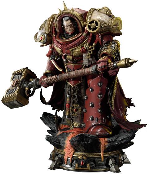 """Warhammer: 40K - Gabriel Angelos - 33"""" Premium Statue"""