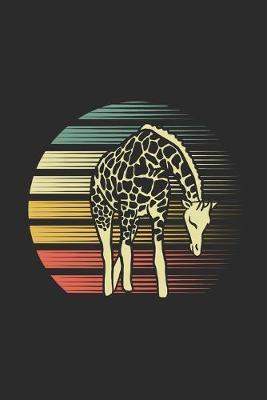 Retro Giraffe by Giraffe Publishing