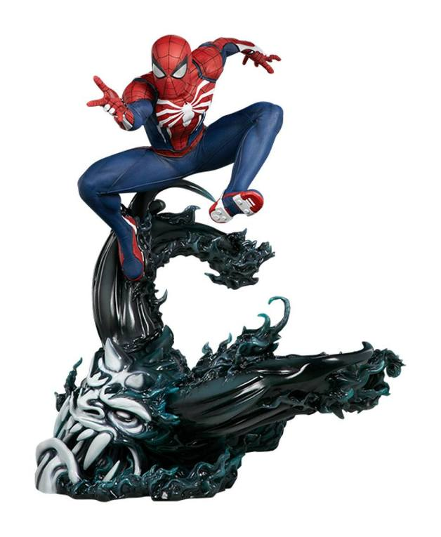 "Marvel: Spider-Man (Advanced Suit) - 24"" Premium Statue"