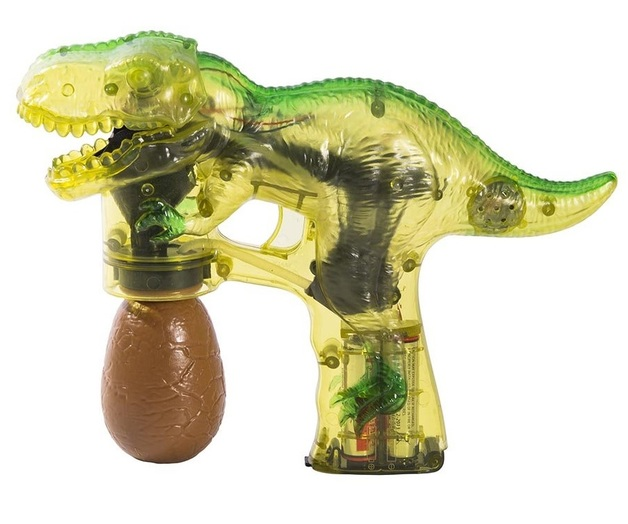 IS Gift - T-Rex Bubble Blaster (Assorted Designs)