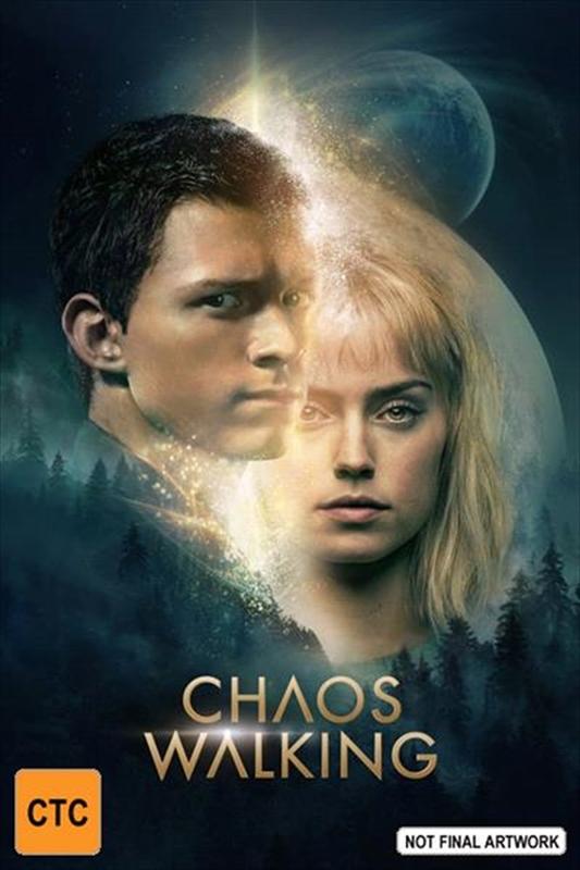 Chaos Walking on Blu-ray