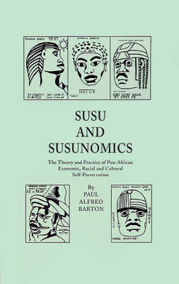 Susu & Susunomics by Paul Alfred Barton image