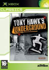 Tony Hawk's Underground for Xbox image