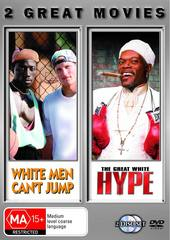 The White Men Can't Jump / Great White Hype on DVD