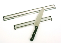 Magnetic Knife Rack Aluminium 30cm