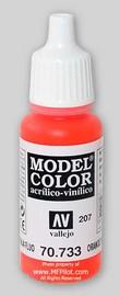 Vallejo Model Colour Orange Fluorescent 17ml