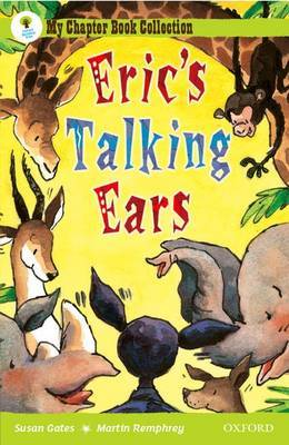 Oxford Reading Tree: All Stars: Pack 2: Eric's Talking Ears by Susan Gates image