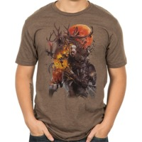 The Witcher 3 Monster Slayer Premium Tee (Large)