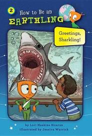 Greetings Sharkling by Lori Haskins Houran
