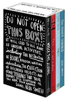 Keri Smith Deluxe Boxed Set by Keri Smith