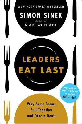 Leaders Eat Last by Simon Sinek image