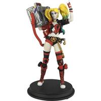 DC Rebirth: Harley Quinn Boombox Statue - (SDCC 2017 Exclusive)