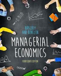 Managerial Economics by Eric Bentzen