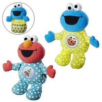 Sesame Street: Snuggle Me In Friends Plush (Cookie Monster) image
