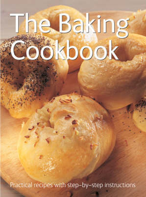 The Baking Cookbook image