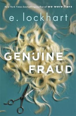 Genuine Fraud by E Lockhart image