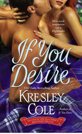 If You Desire (MacCarrick Brothers #2) by Kresley Cole