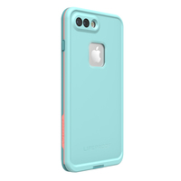 LifeProof Fre Case for iPhone 7 plus / 8 Plus - Blue Coral image