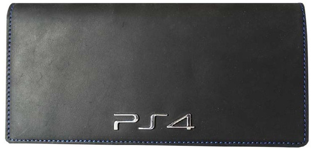 Sony PlayStation PS4 Leather Purse