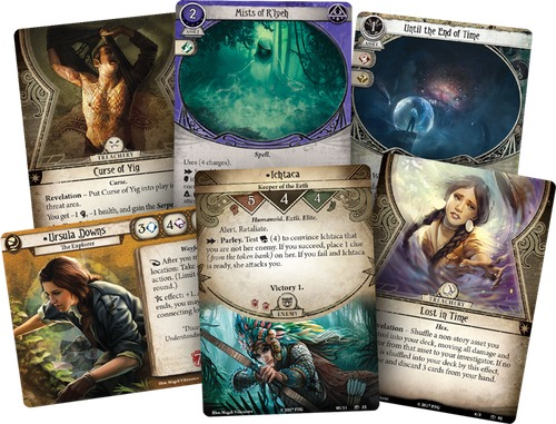 Arkham Horror: The Card Game – The Forgotten Age image