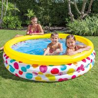 """Intex: Cool Dots - Kiddie Pool (66"""" x 15"""")"""