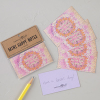 Natural Life: Mini Happy Notes - Kind People