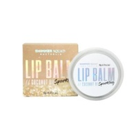 Shimmer Squad Face Lip Balm - Gold