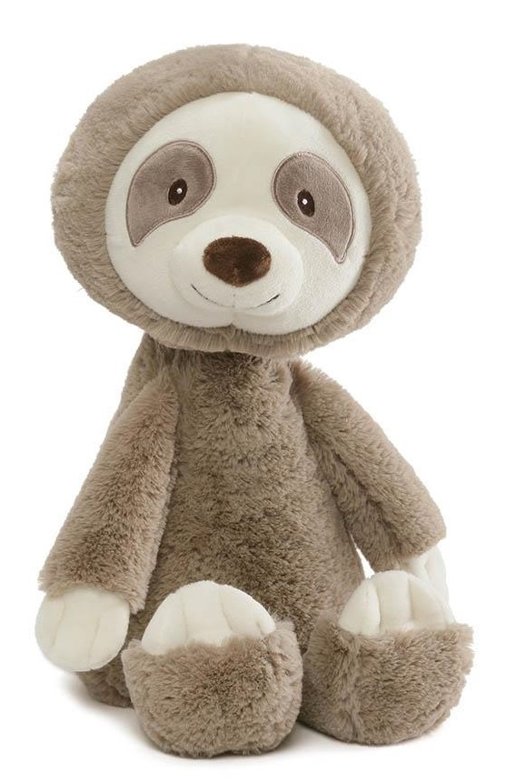"Gund: Toothpick Sloth - 16"" Plush image"