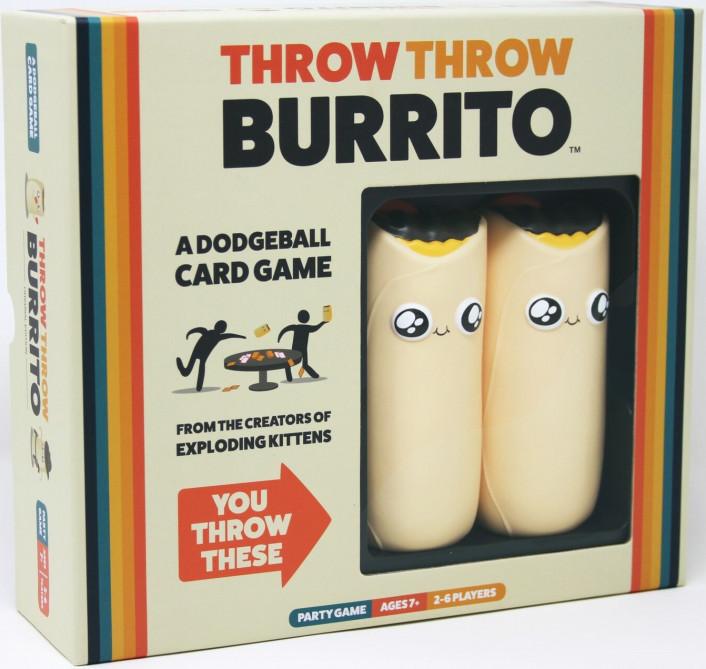 Throw Throw Burrito image