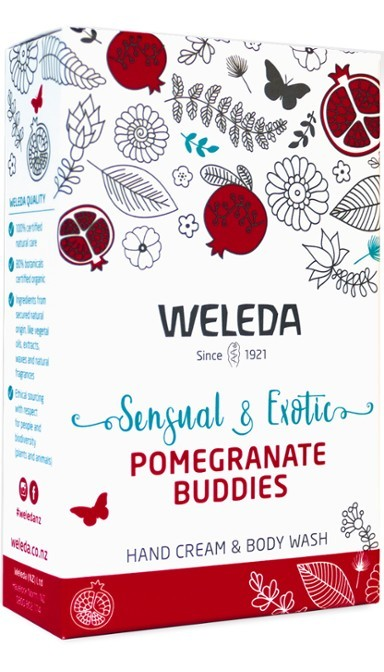 Weleda: Pomegranate Buddies Gift Set