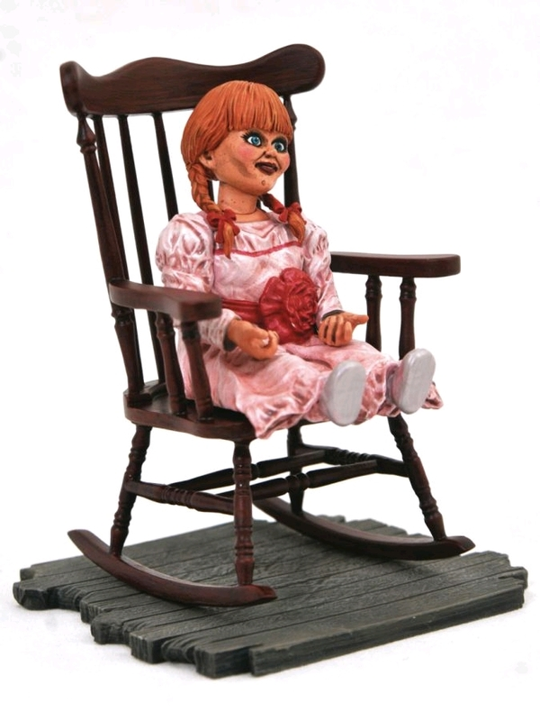 "Diamond Gallery: Annabelle - 9"" Statue"