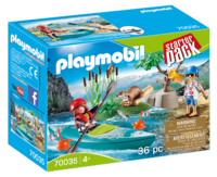 Playmobil: Starter Pack - Kayak Adventure (70035)