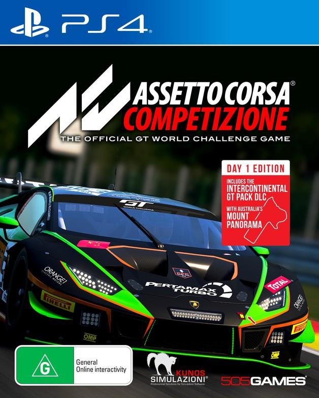 Assetto Corsa Competizione for PS4