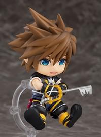 Kingdom Hearts: Sora (Kingdom Hearts II Ver.) - Nendoroid Figure