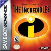 The Incredibles for Game Boy Advance