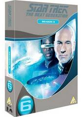 Star Trek - Next Generation: Season 6 (7 Disc Box Set) (New Packaging) on DVD