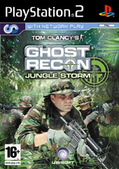 Tom Clancy's Ghost Recon Jungle Storm with Headset for PS2