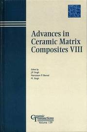 Advances in Ceramic Matrix Composites VIII image