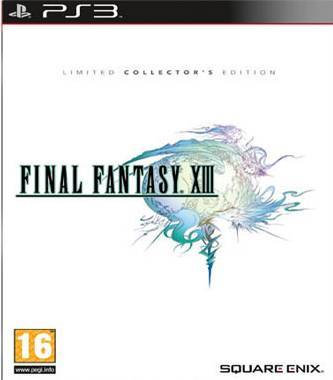 Final Fantasy XIII Collector's Edition for PS3