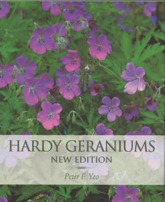 Hardy Geraniums by Peter Yeo