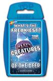 Top Trumps - Creatures of the Deep