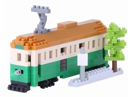 nanoblock: Melbourne Tram