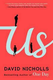 Us by David Nicholls image