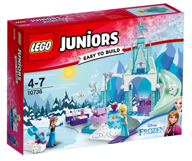 LEGO Juniors - Anna & Elsa's Frozen Playground (10736)